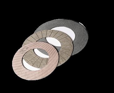 Накладки фрикционные для дисков сцепления