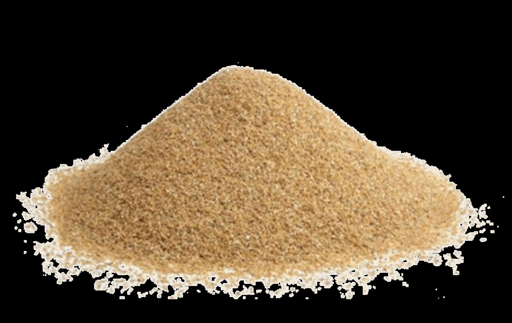 Обогащенный кварцевый песок